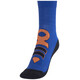 Rohner Hiking Socks Children blue/black